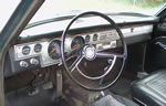 1966 Barracuda Dashboard