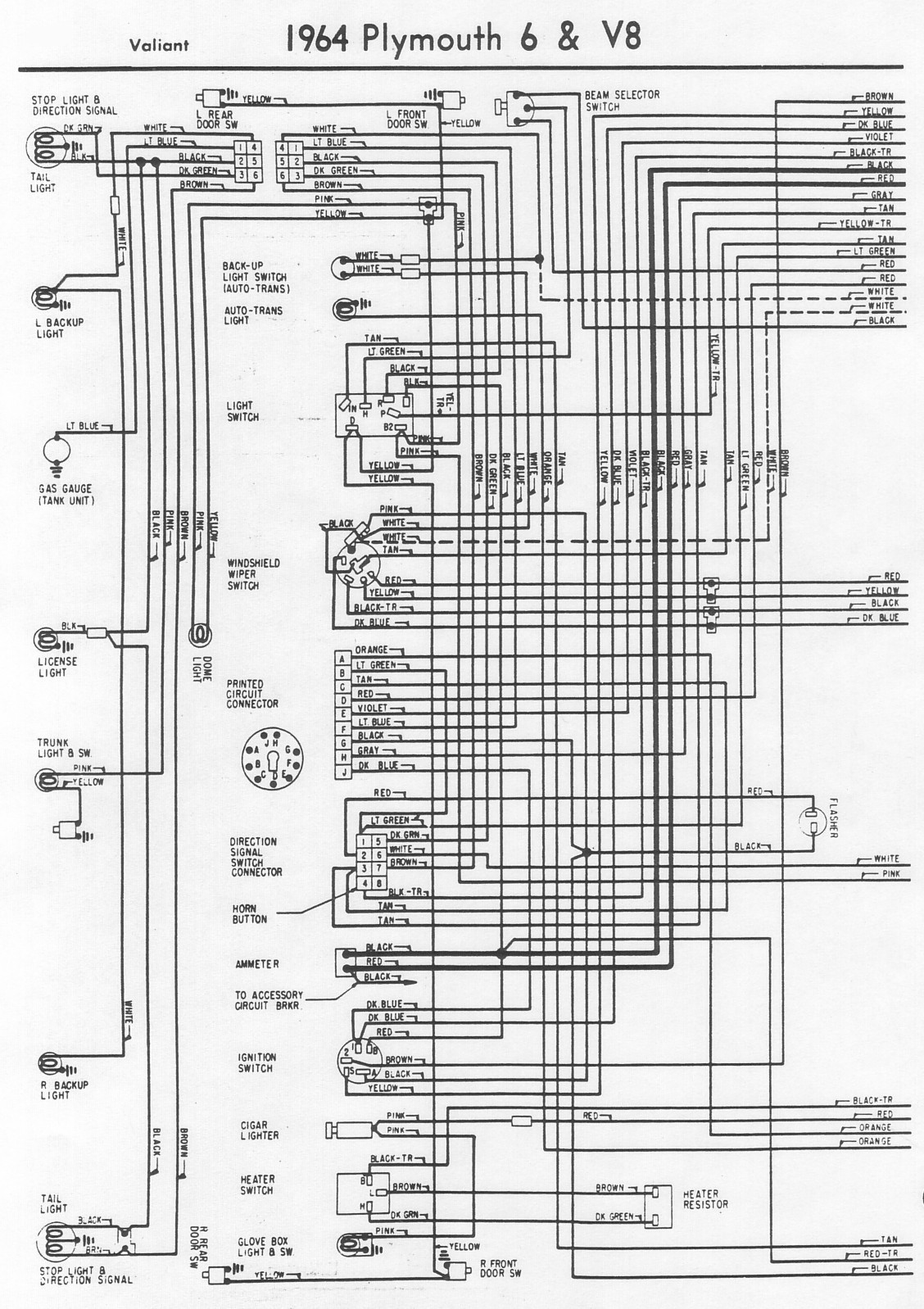 wiring diagram for 1966 plymouth valiant diagram base website ...  diagram database site full edition - unlimited full edition ...